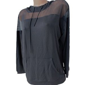 New Victoria's Secret hooded  Top S NWT